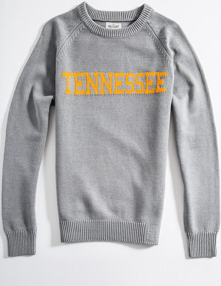 Cotton Tennessee School Sweater