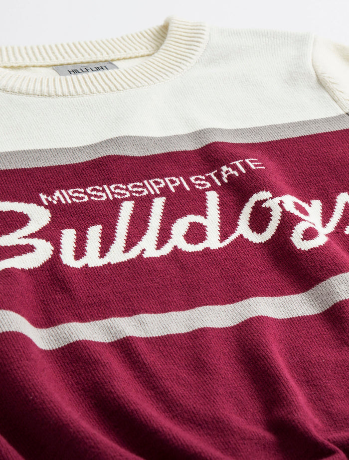 Mississippi State Tailgating Sweater