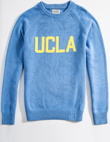 Merino UCLA School Sweater