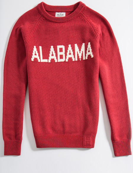 Merino Alabama School Sweater