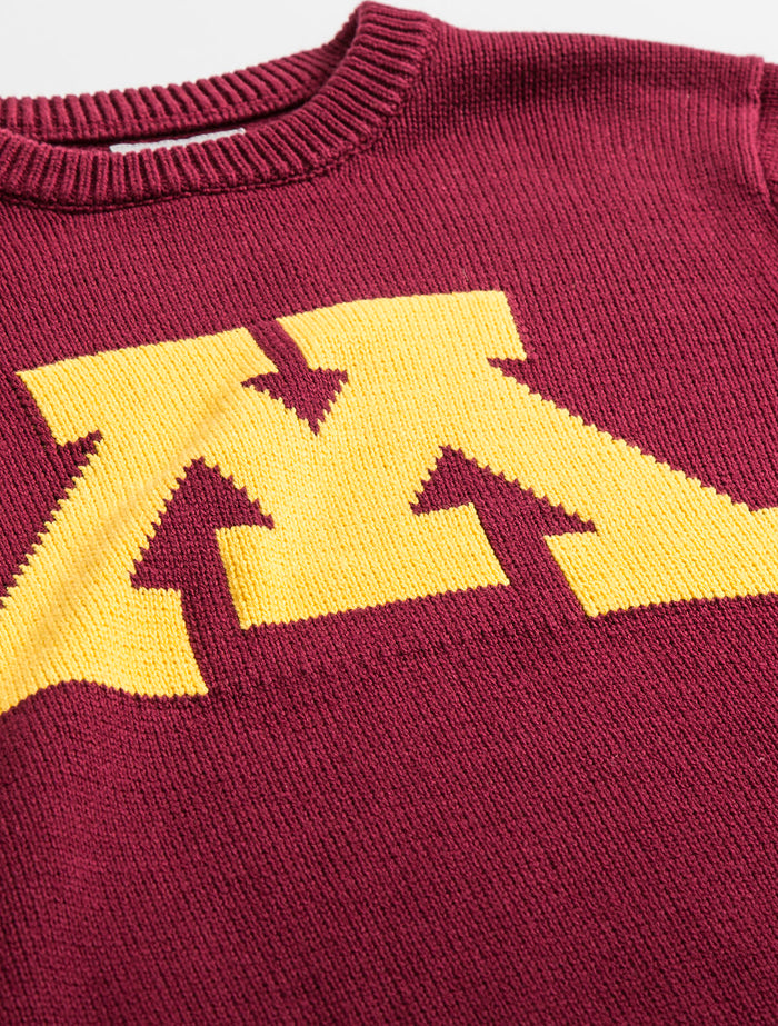 Minnesota Gopher Sweater