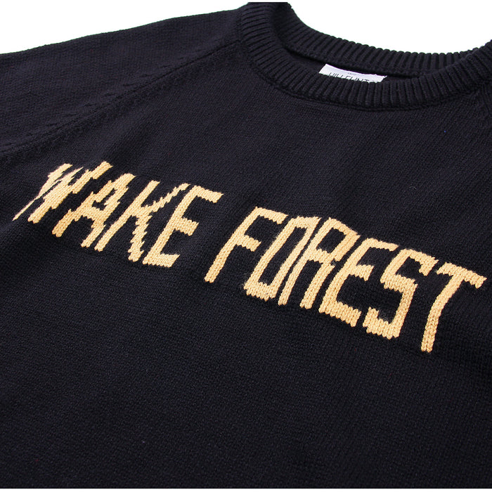 Cotton Wake Forest School Sweater