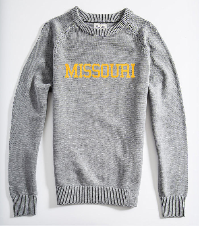 Merino Missouri School Sweater (Thin)