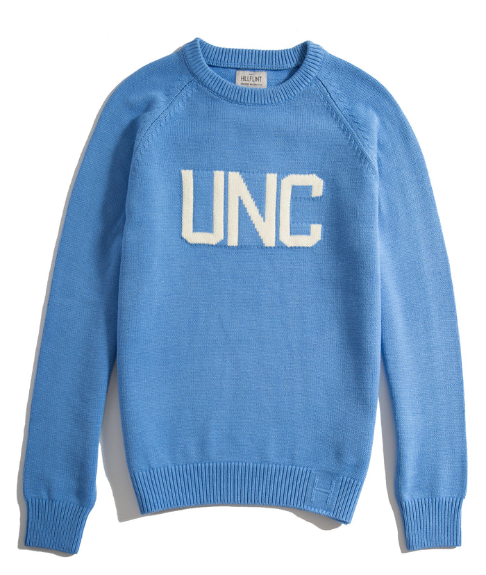 Cotton UNC School Sweater