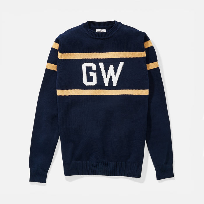 George Washington Stadium Sweater
