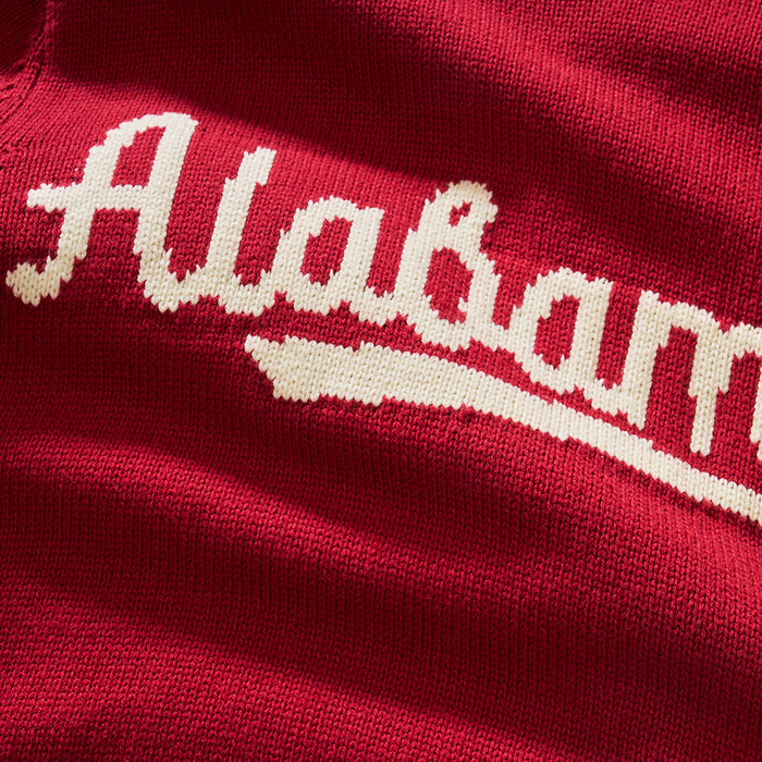 Alabama Varsity Script Sweater