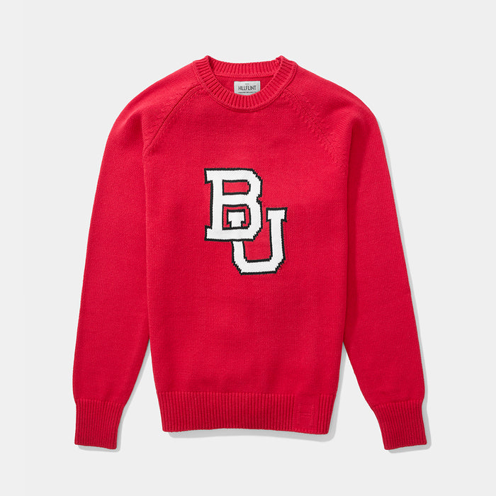 Boston University Letter Sweater