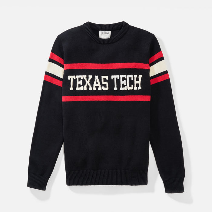 Texas Tech Retro Stadium Sweater