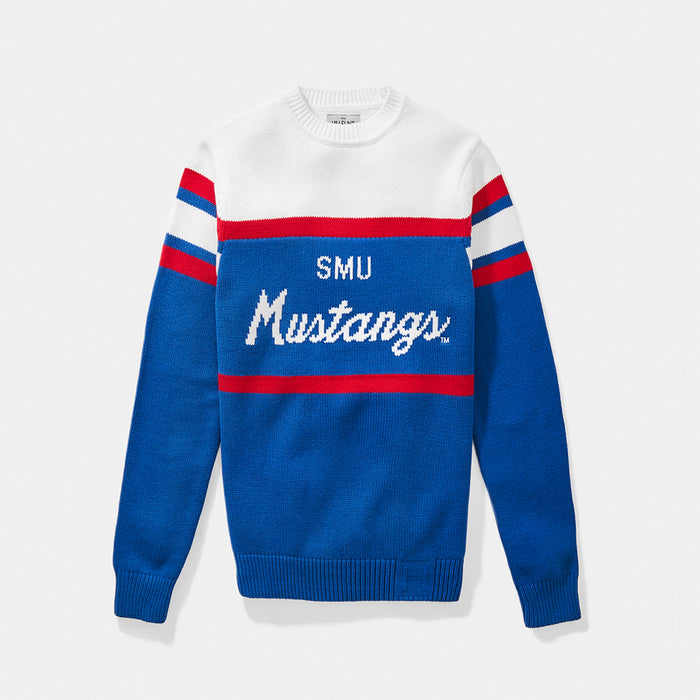 SMU Tailgating Sweater