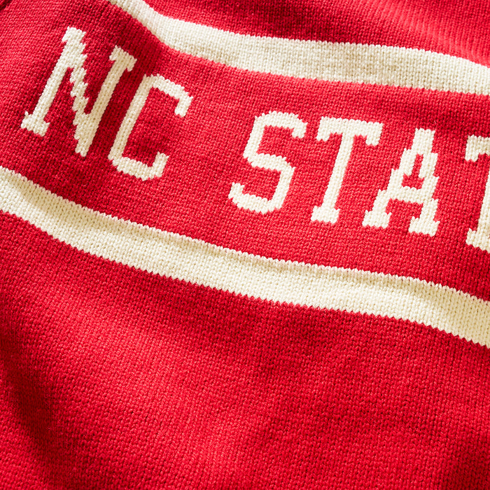 NC State Stadium Sweater