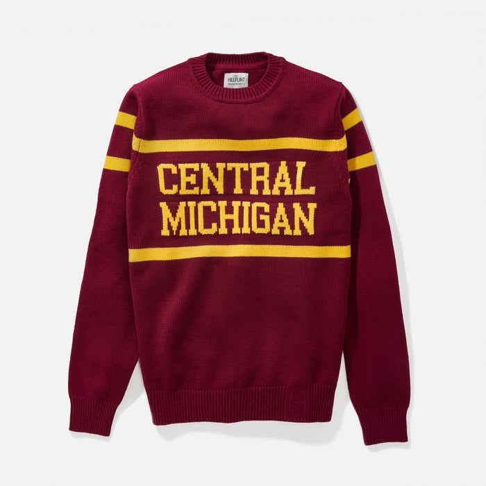CMU Stadium Sweater
