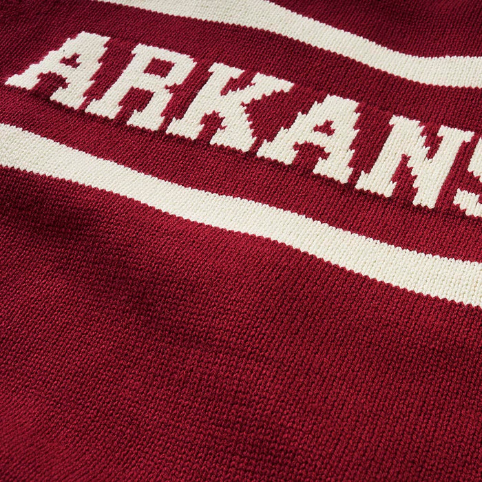 Arkansas Stadium Sweater