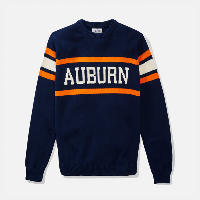 Auburn Retro Stadium Sweater