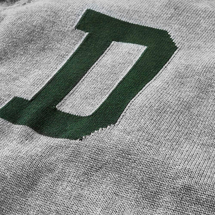 Dartmouth Letter Sweater (Gray)