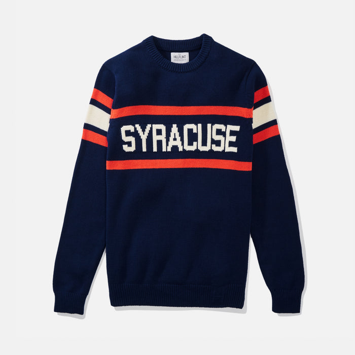 Syracuse Retro Stadium Sweater