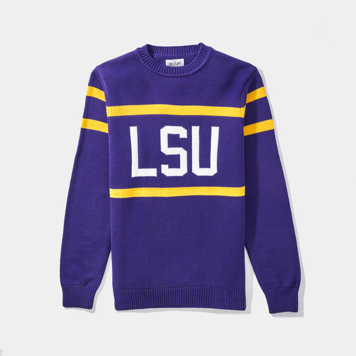LSU Stadium Sweater
