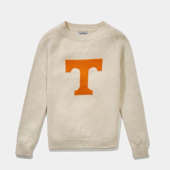 Women's Tennessee Letter Sweater