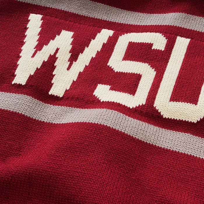 Washington State Retro Stadium Sweater