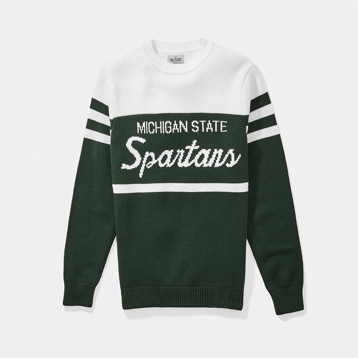 Michigan State Tailgating Sweater