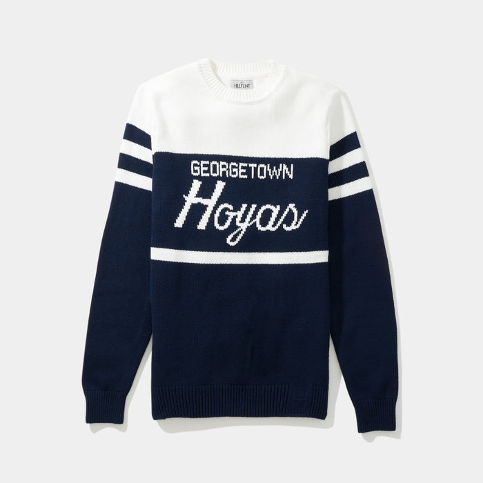 Georgetown Tailgating Sweater