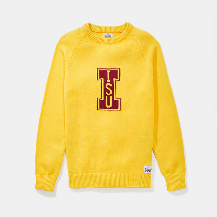 Iowa State Letter Sweater