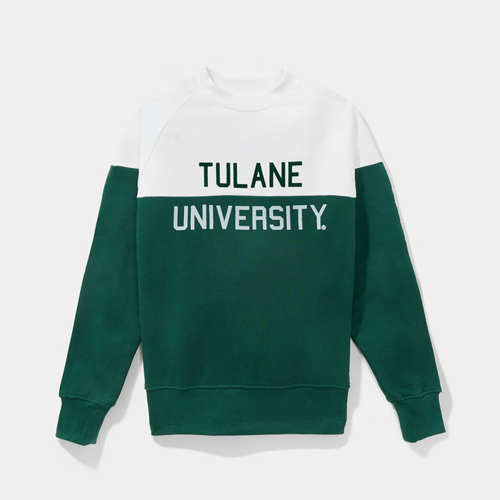 Tulane Colorfield Sweatshirt