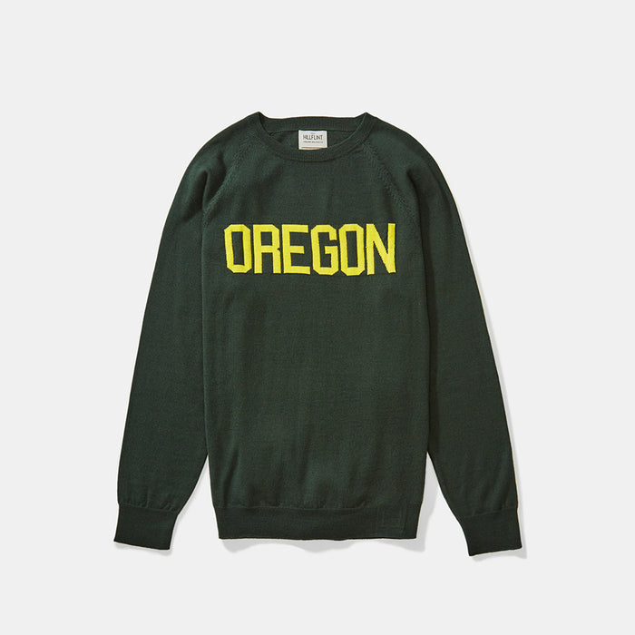 Merino Oregon School Sweater (Thin)