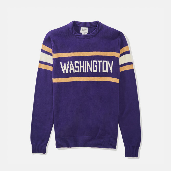 Washington Retro Stadium Sweater