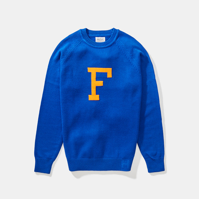 Florida Letter Sweater