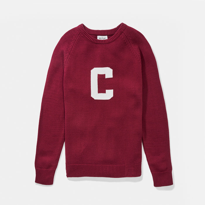 Colgate Letter Sweater