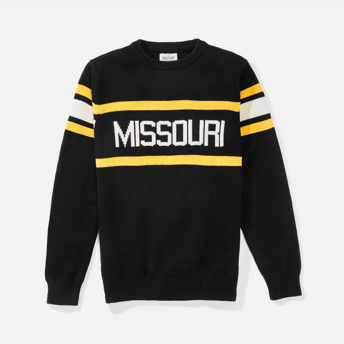 Missouri Retro Stadium Sweater