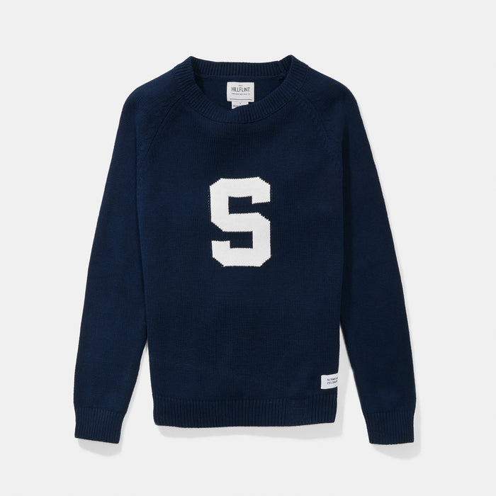 Women's Penn State Letter Sweater