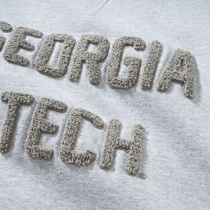 Georgia Tech Chenille Tonal Sweatshirt