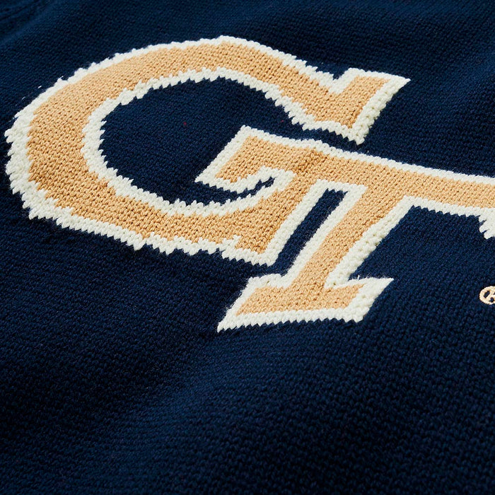 Georgia Tech Letter Sweater
