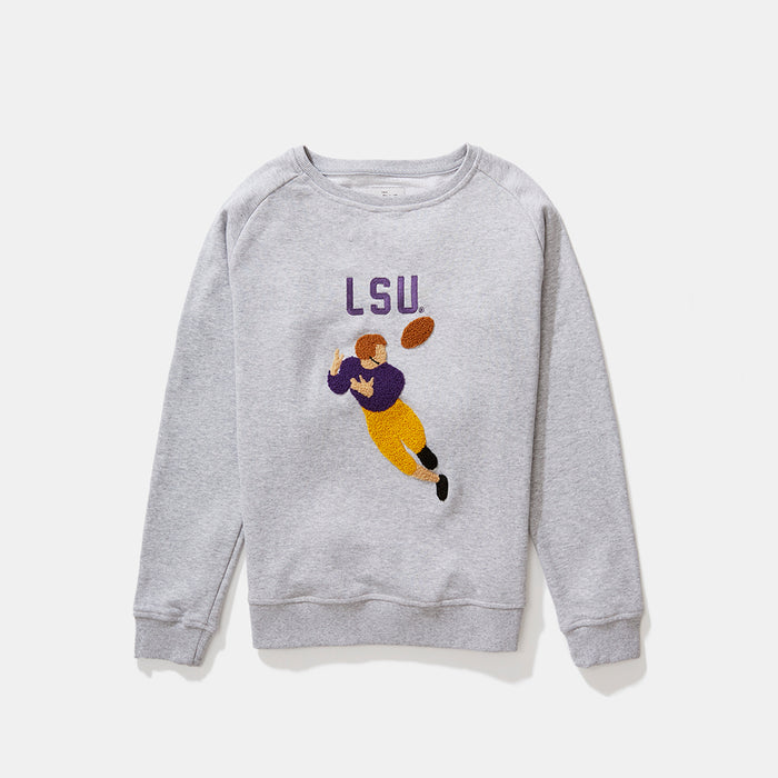 Women's LSU Illustrated Sweatshirt