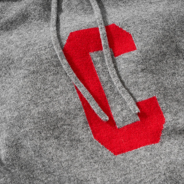Cornell Cashmere Hoodie
