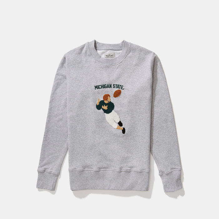Michigan State Illustrated Sweatshirt