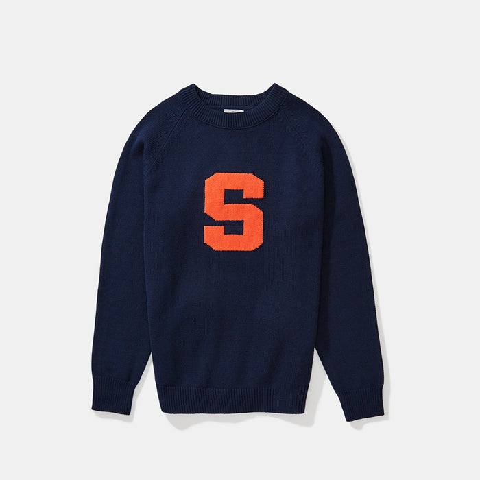 Syracuse Letter Sweater