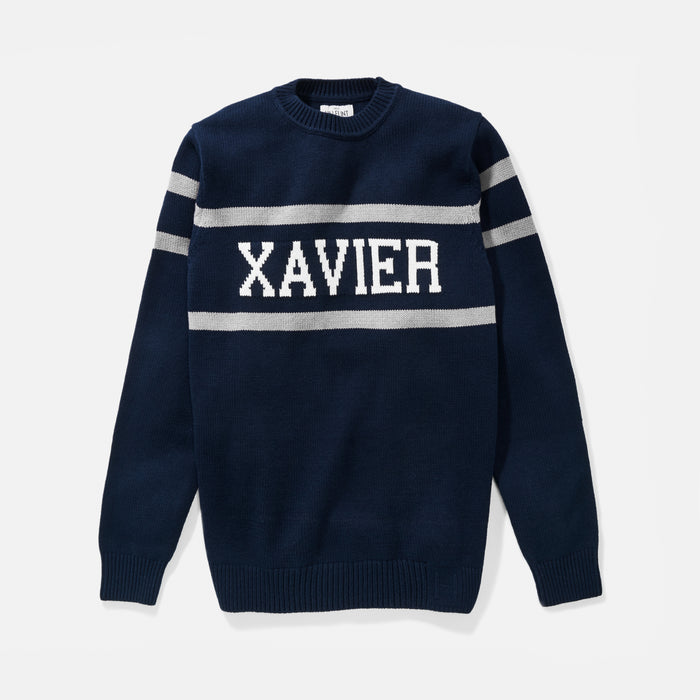 Xavier Stadium Sweater