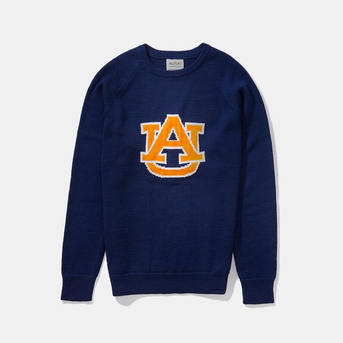 Women's Auburn Letter Sweater