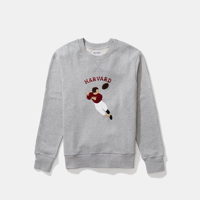 Harvard Illustrated Sweatshirt