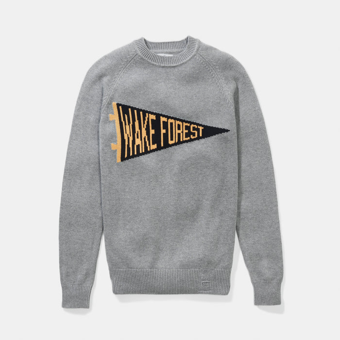 Wake Forest Pennant Sweater
