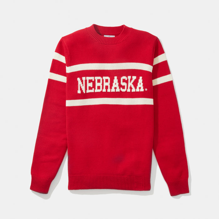 Nebraska Stadium Sweater
