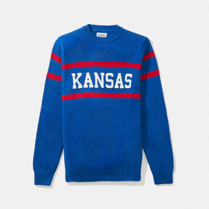 Kansas Stadium Sweater