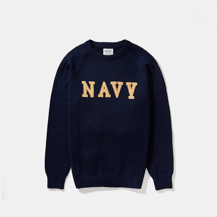 Navy Midshipmen School Sweater (Navy)