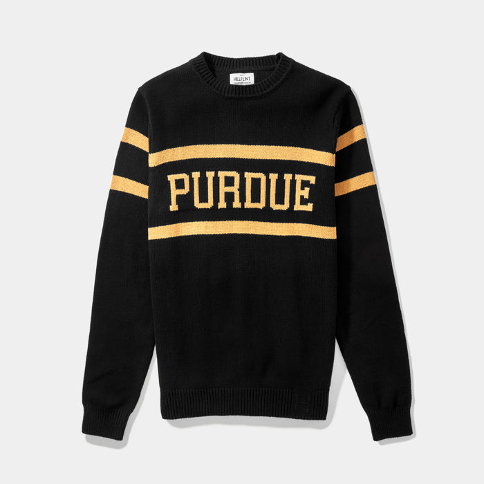 Purdue Stadium Sweater