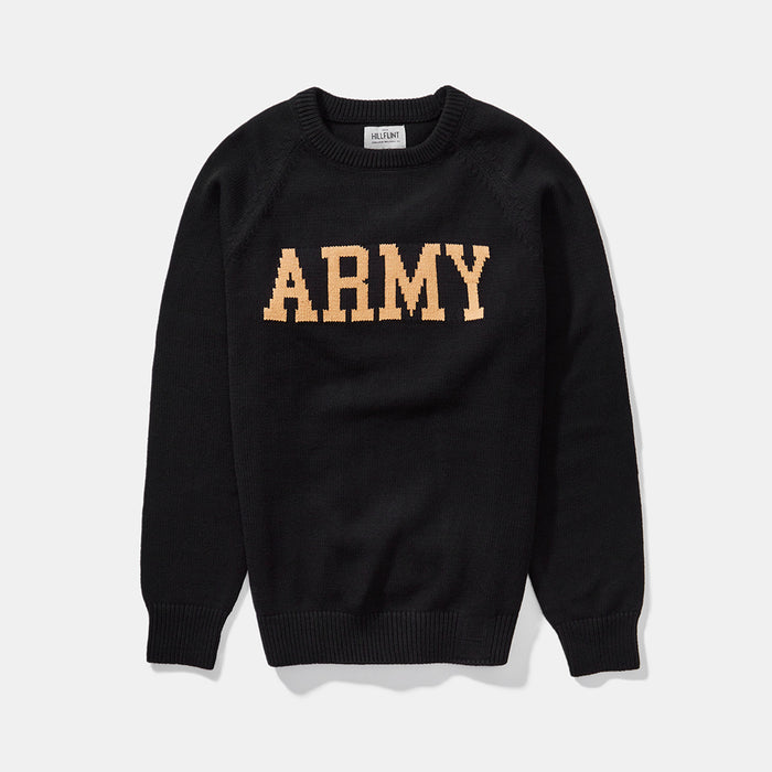 Cotton Army School Sweater