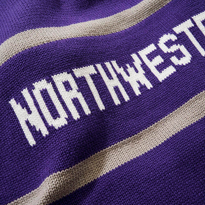 Northwestern Stadium Sweater