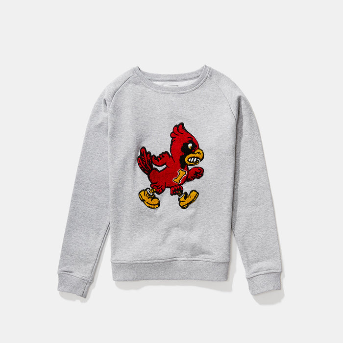 Women's Iowa State Illustrated Sweatshirt