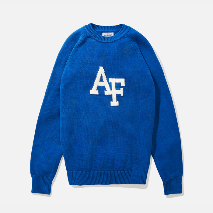Air Force Letter Sweater